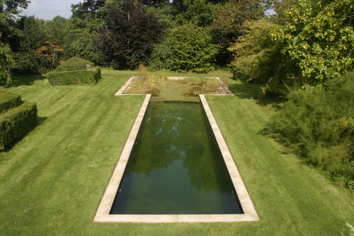 Natural Pool by Garten Art Outdoor pools, showers, spas